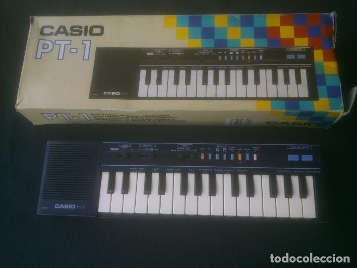TECLADO CASIO PT1 PT-1 (Música - Instrumentos Musicales - Teclados Eléctricos y Digitales)