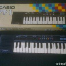 Instrumentos musicales: TECLADO CASIO PT1 PT-1 . Lote 199752308