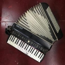 Instrumentos musicales: SETTIMIO SOPRANI ACORDEÓN. Lote 200546310