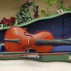 Instrumentos musicales: PARA COLECCIONISTA VIOLÍN CON FUNDA. Lote 200796398