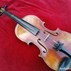 Instrumentos musicales: VIOLÍN 3/4 . TRES CUARTOS .FINALES DEL SIGLO XIX O PRINCIPIOS DEL XX .. Lote 200848307