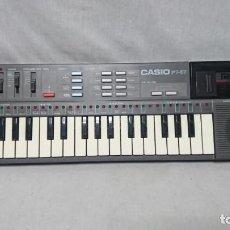Instrumentos Musicais: ÓRGANO, TECLADO CASIOTONE CASIO PT- 87, FUNCIONANDO. Lote 200892605