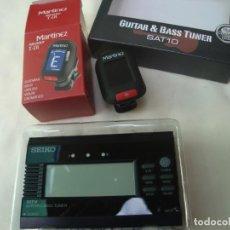 Instrumentos Musicais: AFINADOR DE GUITARRA. Lote 201236550