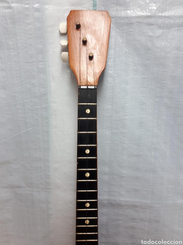 Instrumentos musicales: BALALAICA INSTRUMENTO DE CUERDA ANTIGUO DE 3 CUERDAS - Foto 2 - 201252082