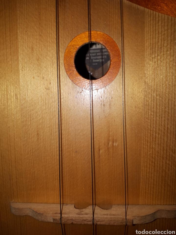 Instrumentos musicales: BALALAICA INSTRUMENTO DE CUERDA ANTIGUO DE 3 CUERDAS - Foto 7 - 201252082