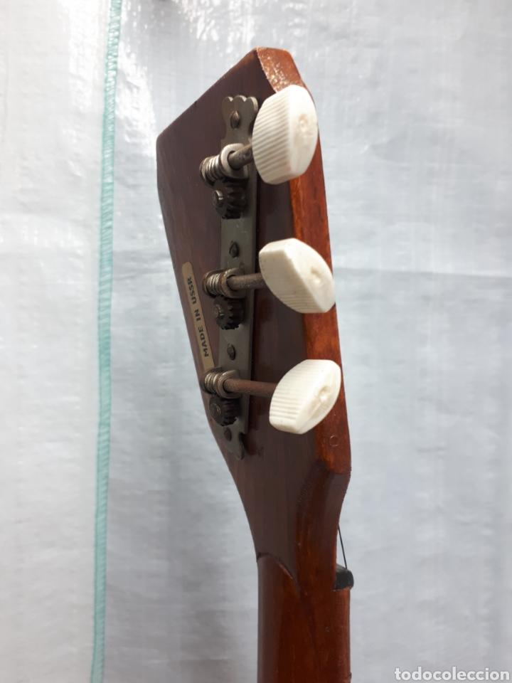 Instrumentos musicales: BALALAICA INSTRUMENTO DE CUERDA ANTIGUO DE 3 CUERDAS - Foto 10 - 201252082
