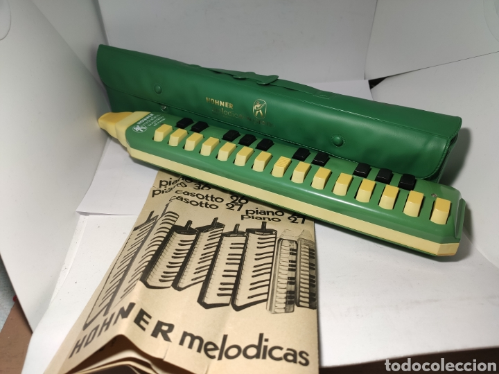 Instrumentos musicales: HOHNER MELÓDICA SOPRANO MADE IN GERMANY - Foto 1 - 201351128