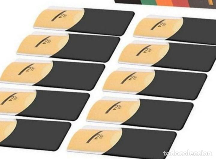 10 CAÑAS NUEVAS, ACTUALES RING 2 1/2 (Música - Instrumentos Musicales - Viento Madera)