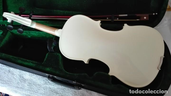 Instrumentos musicales: Violín con su funda de tercio - Foto 5 - 201851365