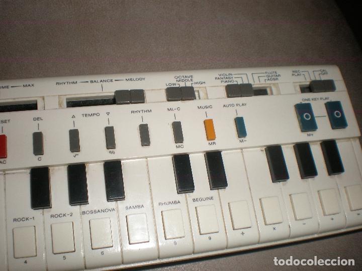 Instrumentos musicales: TECLADO CASIO VL-TONE,AÑOS 70 - Foto 3 - 202450751