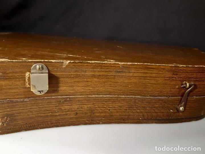 Instrumentos musicales: Cítara con caja. Salon Harfe. Alemania. Siglo XIX-XX. - Foto 31 - 202798308