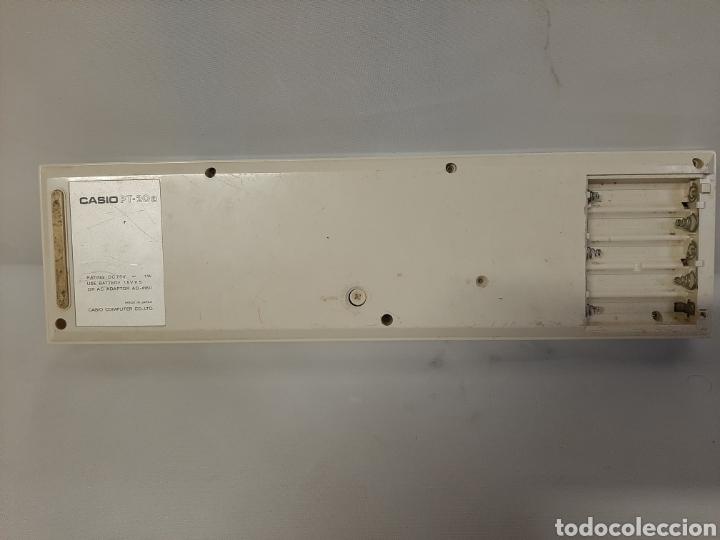Instrumentos musicales: Órgano eléctrico casio pt-20, made in japan, años 80. Leer bien descripción. - Foto 2 - 202892430