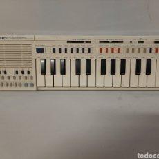Instrumentos musicales: ÓRGANO ELÉCTRICO CASIO PT-20, MADE IN JAPAN, AÑOS 80. LEER BIEN DESCRIPCIÓN.. Lote 202892430