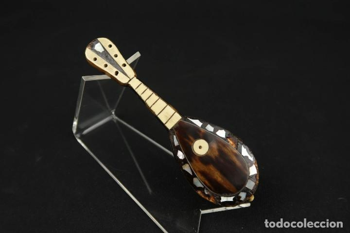 ANTIGUA MINIATURA GUITARRA CAREY (Música - Instrumentos Musicales - Cuerda Antiguos)