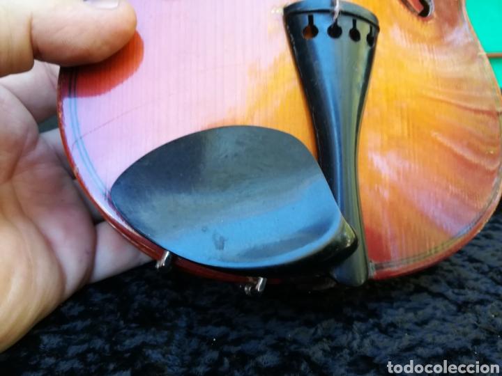 Instrumentos musicales: Viejo violín ANTONIUS STRADIVARIUS ( reproducción) - Foto 4 - 203156526