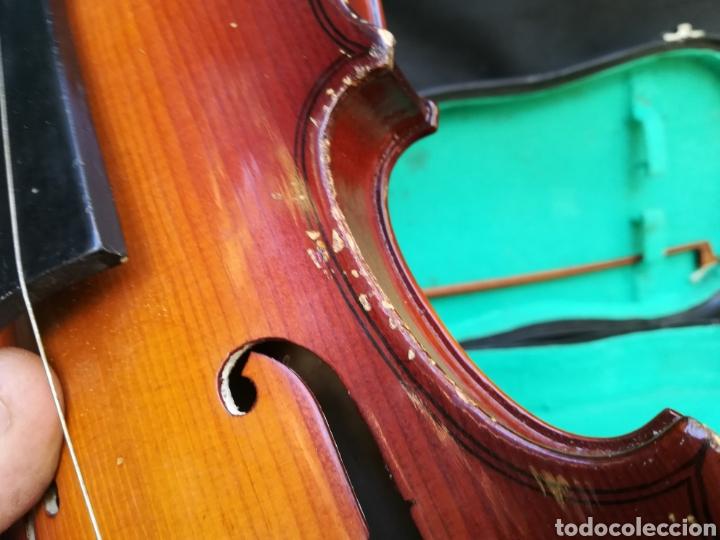Instrumentos musicales: Viejo violín ANTONIUS STRADIVARIUS ( reproducción) - Foto 7 - 203156526