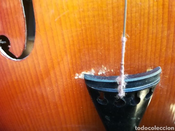 Instrumentos musicales: Viejo violín ANTONIUS STRADIVARIUS ( reproducción) - Foto 8 - 203156526