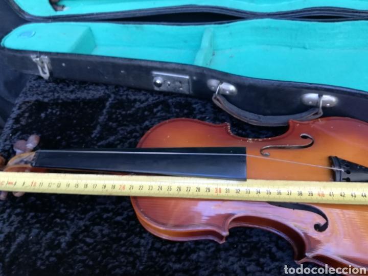 Instrumentos musicales: Viejo violín ANTONIUS STRADIVARIUS ( reproducción) - Foto 11 - 203156526