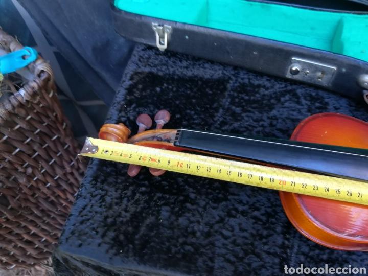 Instrumentos musicales: Viejo violín ANTONIUS STRADIVARIUS ( reproducción) - Foto 12 - 203156526