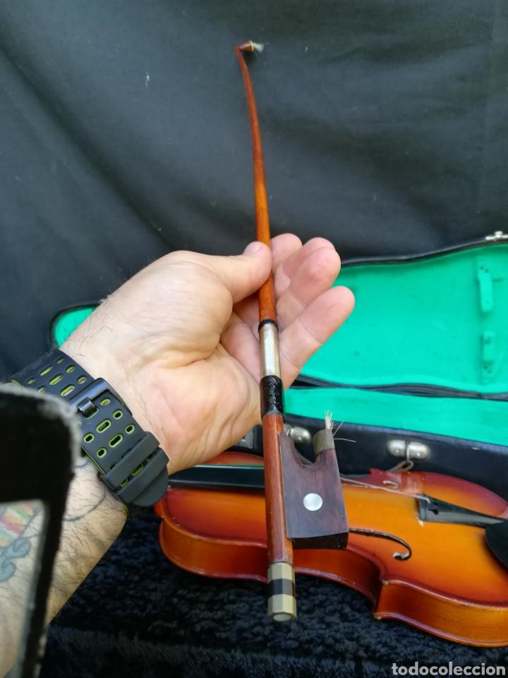 Instrumentos musicales: Viejo violín ANTONIUS STRADIVARIUS ( reproducción) - Foto 14 - 203156526
