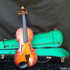 Instrumentos musicales: VIEJO VIOLÍN ANTONIUS STRADIVARIUS ( REPRODUCCIÓN). Lote 203156526