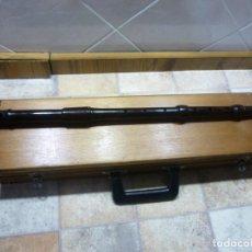 Instrumentos musicales: ANTIGUA TRAVESERA DE PALISANDRO MI B. Lote 203776450
