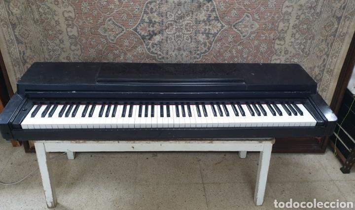 YAMAHA CLAVINOVA CPL 560 (Música - Instrumentos Musicales - Teclados Eléctricos y Digitales)