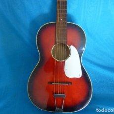Instrumentos musicales: GUITARRA PARLOR KLIRA. Lote 203804880