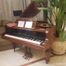 Instrumentos musicales: PIANO DE MEDIA COLA (AUSTRIA 1920).EN PERFECTO ESTADO.. Lote 203959758