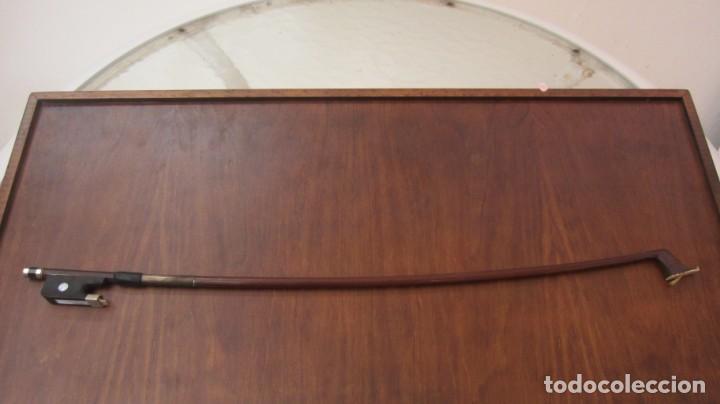 Instrumentos musicales: ARCO DE VIOLONCHELO ARY FRANCE - Foto 2 - 204140615