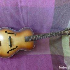 Instrumentos musicales: ANTIGUA GUITARRA JAZZ FRAMUS 51-50. Lote 204145896