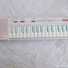 Instrumentos musicales: TECLADO CASIO PT 1-AÑOS 80. Lote 204485101