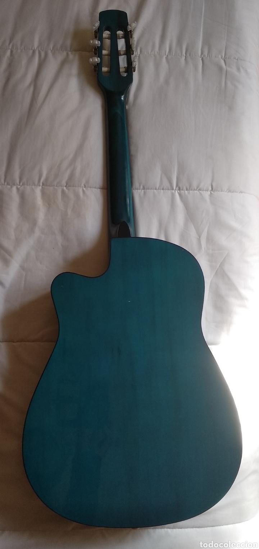 Instrumentos musicales: Guitarra acustica FREEDOM - Foto 5 - 204511067