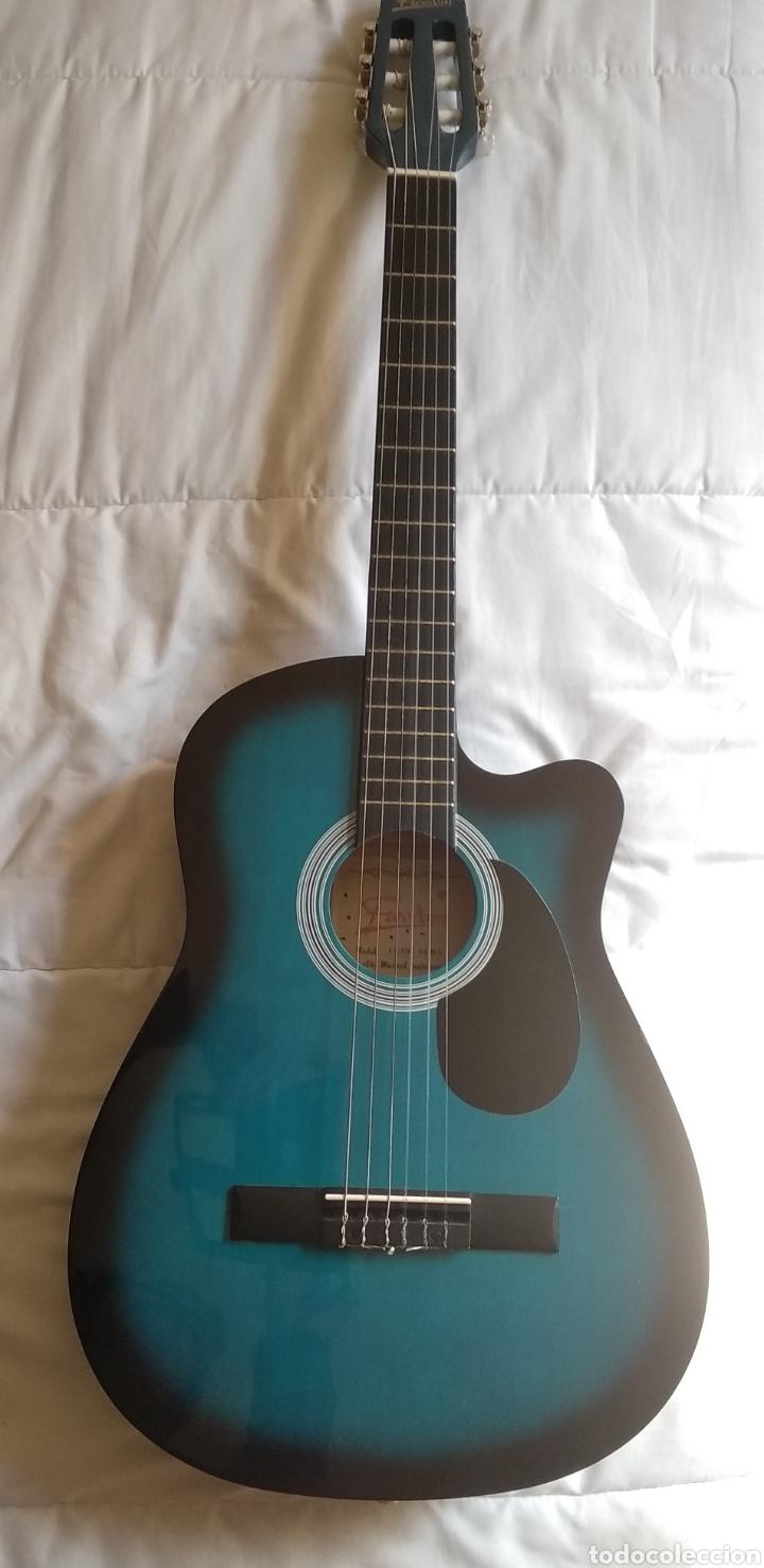 GUITARRA ACUSTICA FREEDOM (Música - Instrumentos Musicales - Guitarras Antiguas)