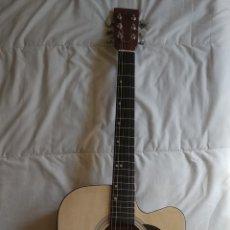 Instrumentos musicales: GUITARRA ACÚSTICA. Lote 204511956