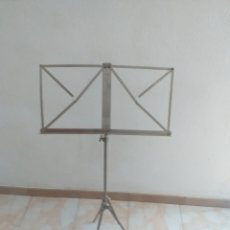 Instrumentos musicales: SOPORTE, ATRIL PARTITURA INSTRUMENTO MUSICAL, MARCA HONSUY. Lote 204699522