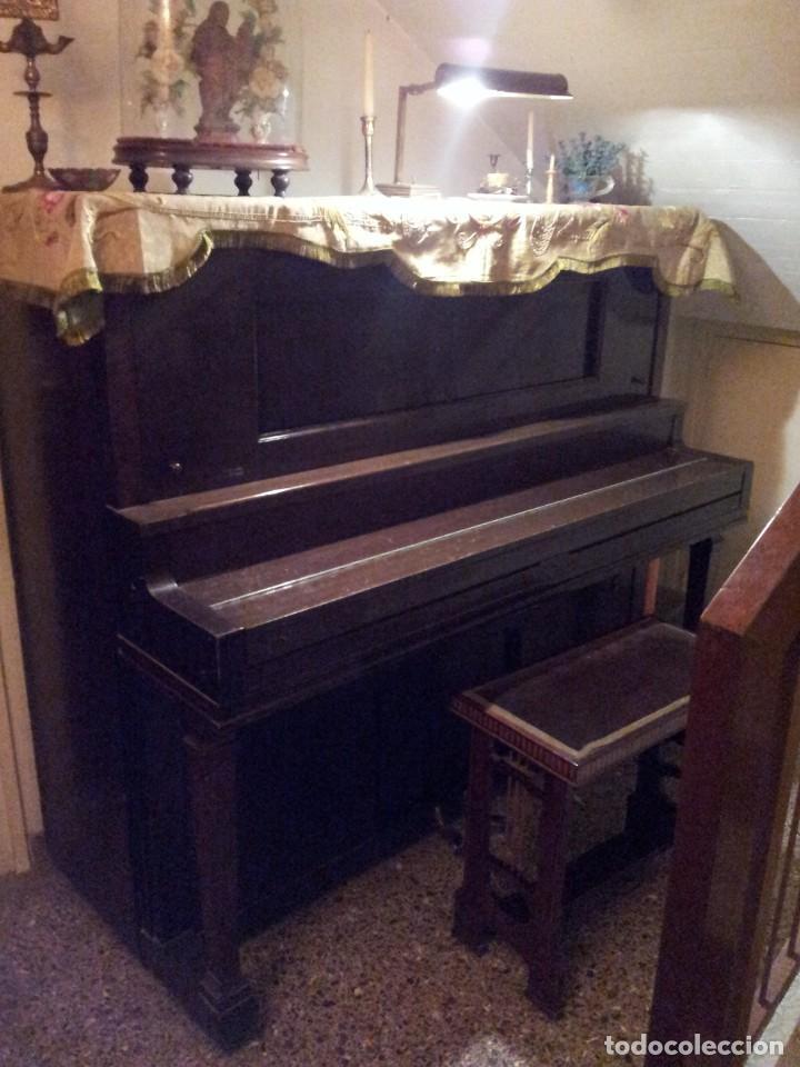 PIANO PIANOLA STROUD NEW YORK (Música - Instrumentos Musicales - Pianos Antiguos)