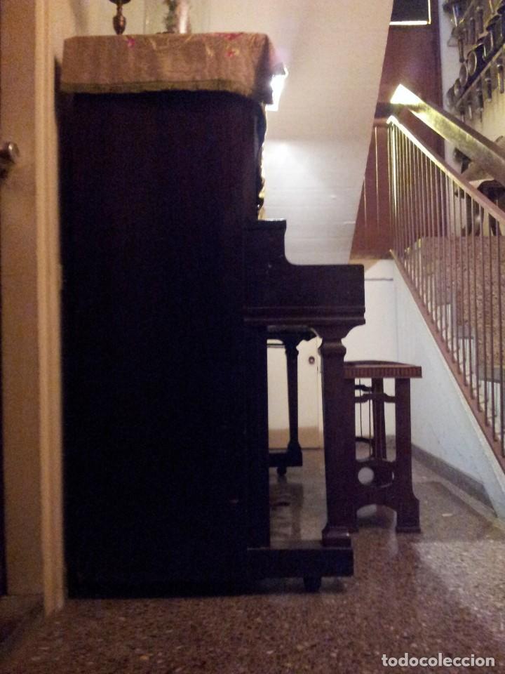 Instrumentos musicales: Piano Pianola Stroud New York - Foto 2 - 204740112