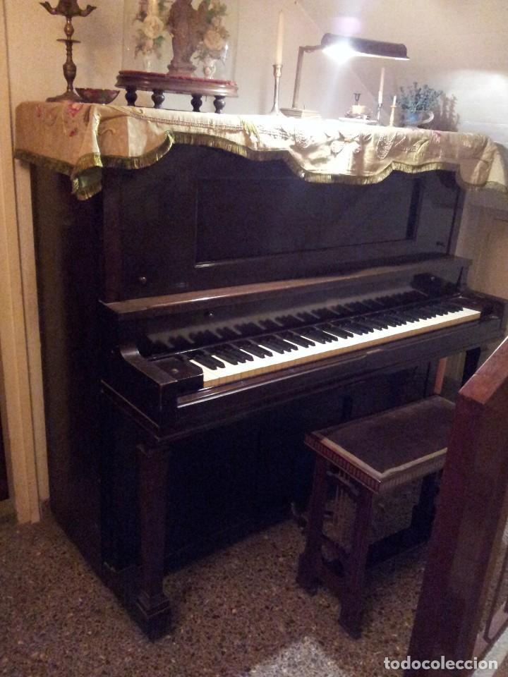 Instrumentos musicales: Piano Pianola Stroud New York - Foto 3 - 204740112