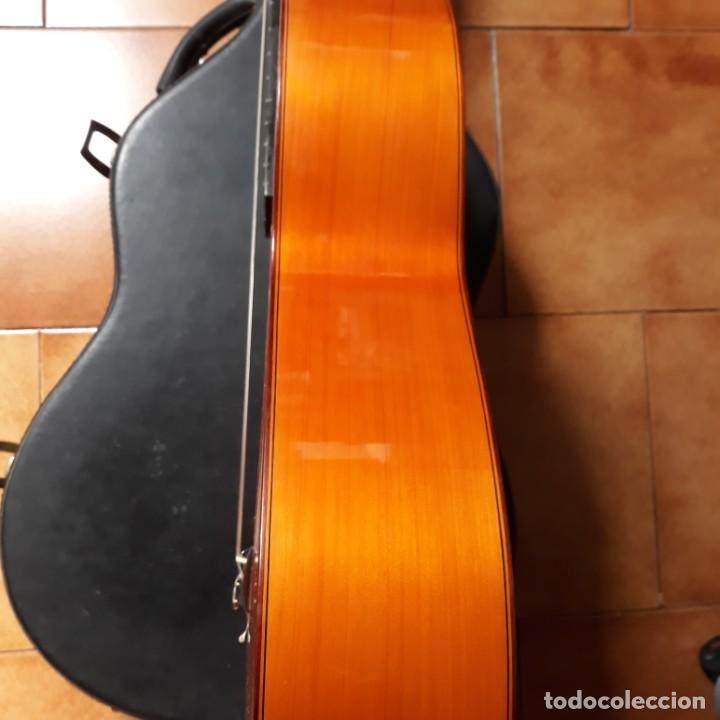 Instrumentos musicales: Guitarra española Hijos de Pedro Maldonado, de 1979 - Foto 4 - 39894029
