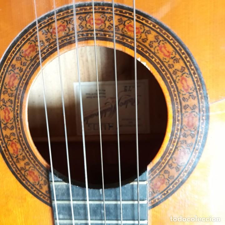 Instrumentos musicales: Guitarra española Hijos de Pedro Maldonado, de 1979 - Foto 9 - 39894029