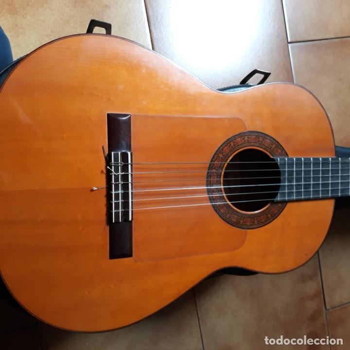 Instrumentos musicales: Guitarra española Hijos de Pedro Maldonado, de 1979 - Foto 13 - 39894029