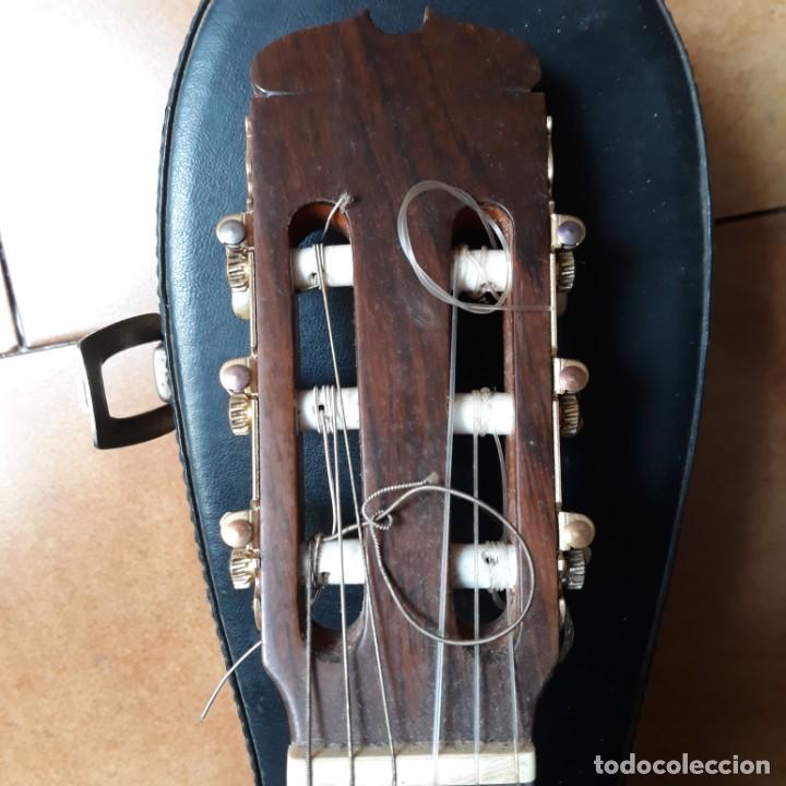 Instrumentos musicales: Guitarra española Hijos de Pedro Maldonado, de 1979 - Foto 16 - 39894029