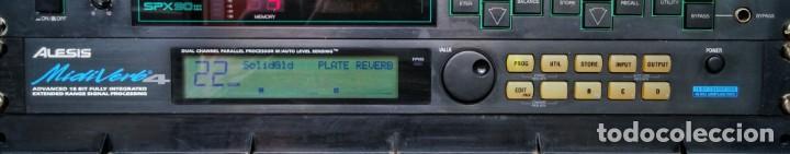 Instrumentos musicales: Alesis MidiVerb 4 Procesador de Señal. MULTIEFECTOS - Foto 2 - 205095057