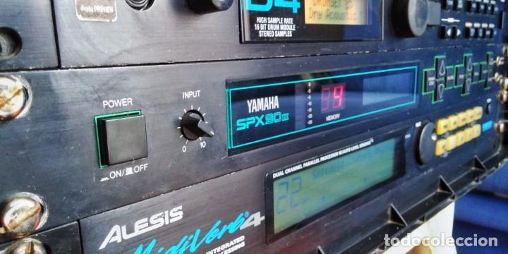 YAMAHA SPX90 II DIGITAL MULTI-EFECT PROCESSOR (Música - Instrumentos Musicales - Teclados Eléctricos y Digitales)