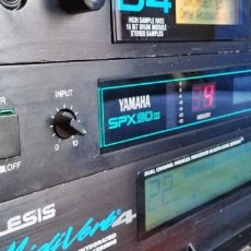 Instrumentos musicales: YAMAHA SPX90 II DIGITAL MULTI-EFECT PROCESSOR. Lote 205095277