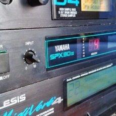 Instrumentos musicales: YAMAHA SPX90 II DIGITAL MULTI-EFECT PROCESSOR. Lote 205095277
