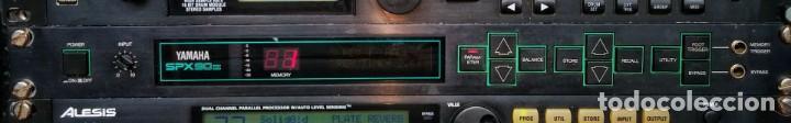 Instrumentos musicales: Yamaha SPX90 II Digital Multi-efect processor - Foto 2 - 205095277