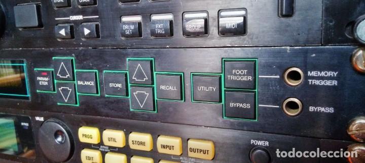 Instrumentos musicales: Yamaha SPX90 II Digital Multi-efect processor - Foto 3 - 205095277