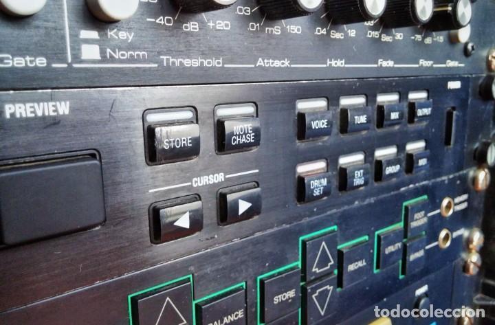 Instrumentos musicales: Alesis D4 Drum Module. Módulo batería - Foto 3 - 205095575